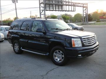 2004 Cadillac Escalade for sale in New Castle, DE