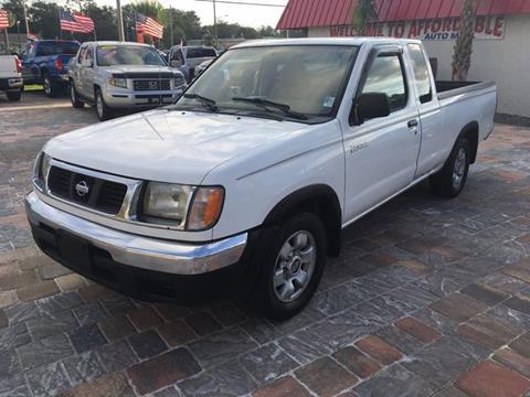 2000 Nissan Frontier for sale in Jacksonville, FL