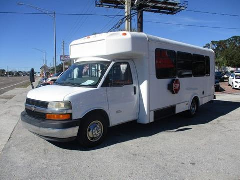 2010 Chevrolet Express Cutaway for sale in Jacksonville, FL