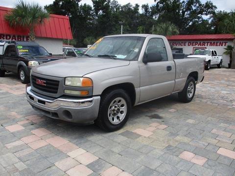 2005 GMC Sierra 1500 for sale in Jacksonville, FL