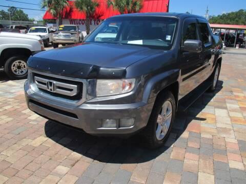 2010 Honda Ridgeline for sale at Affordable Auto Motors in Jacksonville FL