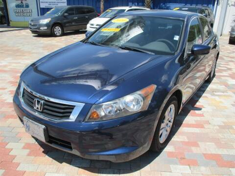2010 Honda Accord for sale at Affordable Auto Motors in Jacksonville FL