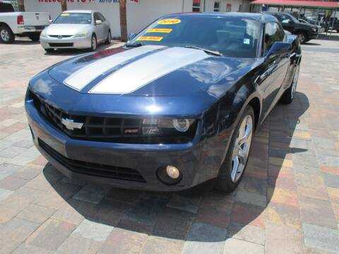 2010 Chevrolet Camaro for sale at Affordable Auto Motors in Jacksonville FL