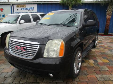 2010 GMC Yukon for sale at Affordable Auto Motors in Jacksonville FL
