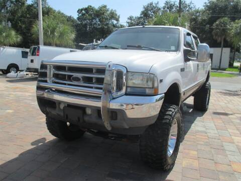 2002 Ford F-250 Super Duty for sale at Affordable Auto Motors in Jacksonville FL