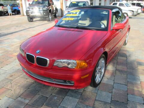 2002 BMW 3 Series for sale at Affordable Auto Motors in Jacksonville FL