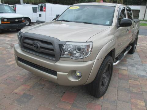 2006 Toyota Tacoma for sale at Affordable Auto Motors in Jacksonville FL