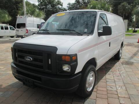 2011 Ford E-Series Cargo for sale at Affordable Auto Motors in Jacksonville FL