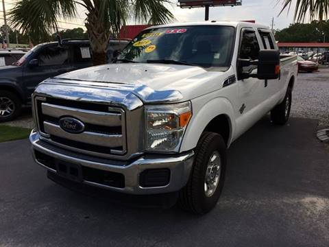 2013 Ford F-250 Super Duty for sale in Jacksonville, FL