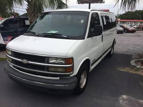 1999 Chevrolet Express Passenger for sale in Jacksonville, FL
