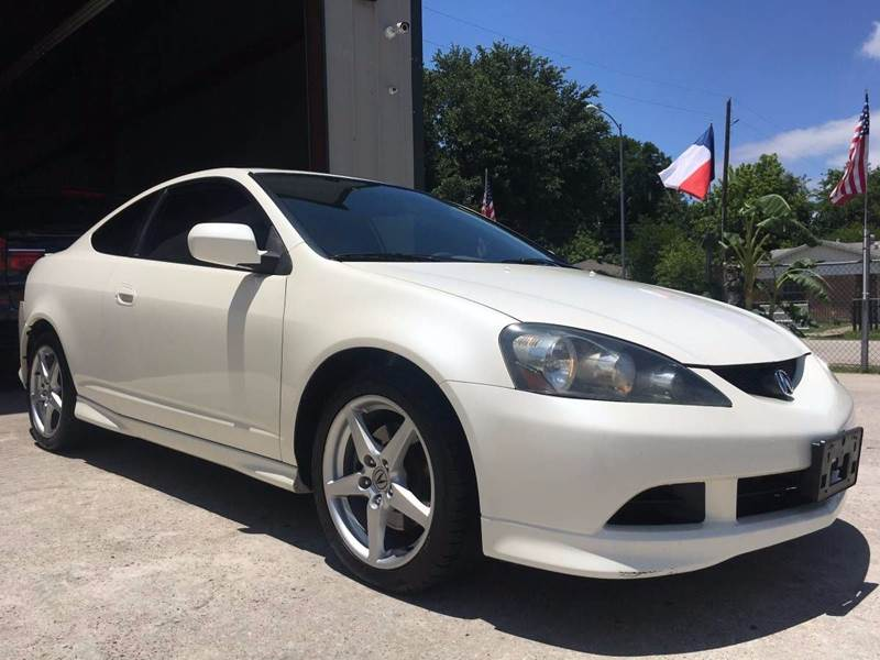 Acura Rsx Type S Dr Hatchback In Houston TX Sugarland Auto - 2006 acura rsx type s for sale
