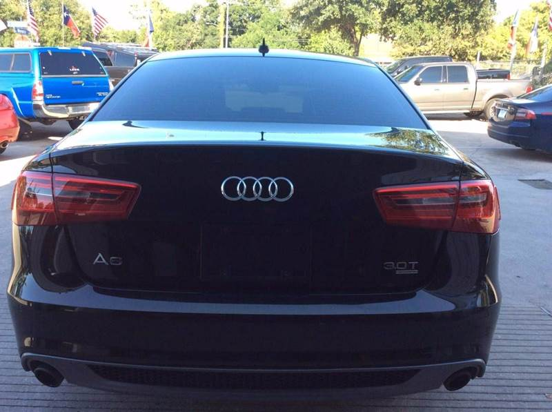 2012 Audi A6 3.0T quattro Prestige AWD 4dr Sedan In Houston TX ... Audi A T Quarttro on