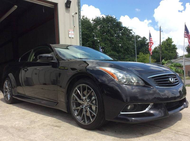 2013 Infiniti G37 Coupe Ipl 2dr Coupe 7a In Houston Tx Sugarland