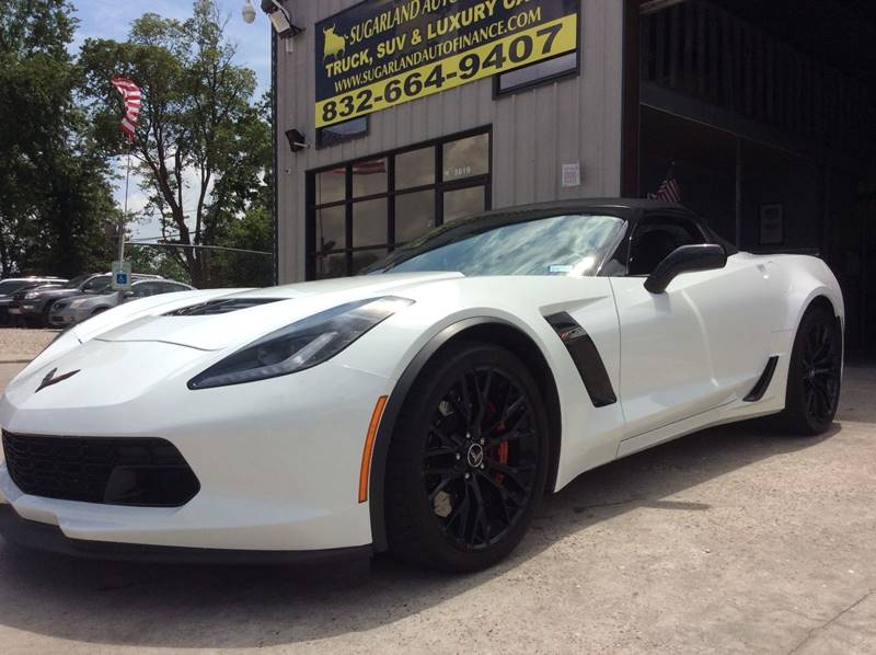 2015 Chevrolet Corvette Z06 2dr Convertible W1lz In Houston Tx