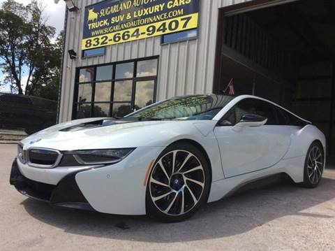 Used Bmw I8 For Sale In Houston Tx Carsforsale Com