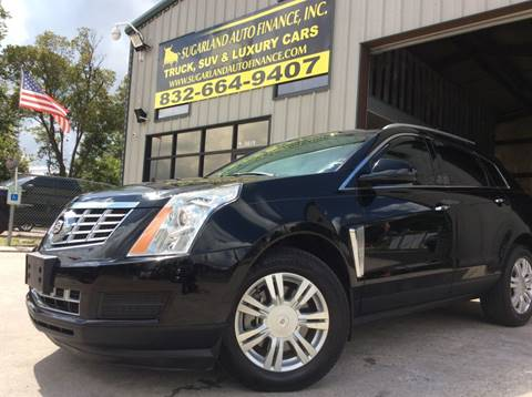 Cadillac Used Cars Pickup Trucks For Sale Houston Sugarland Auto Finance