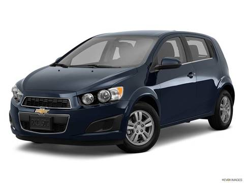 2015 Chevrolet Sonic for sale at Mikes Auto Forum in Bensenville IL