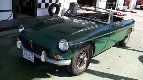 1965 MG MGB for sale in Saint Augustine, FL