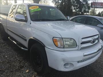 2003 Toyota Tundra for sale in Lafayette, LA