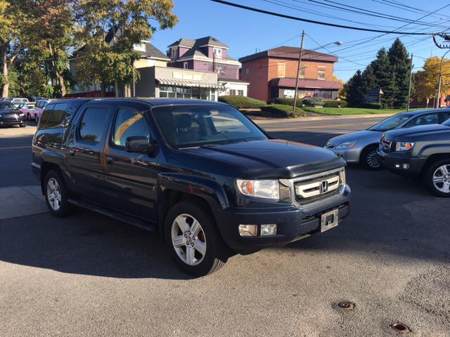 2011 Honda Ridgeline for sale at Dominic Sales LTD in Syracuse NY