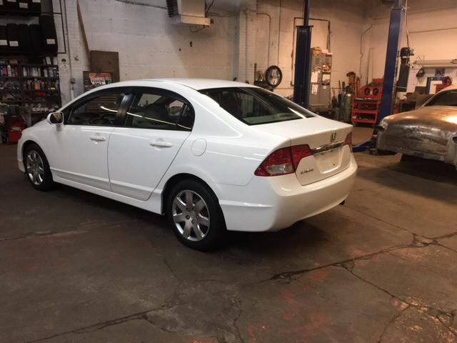 2010 Honda Civic for sale at Dominic Sales LTD in Syracuse NY