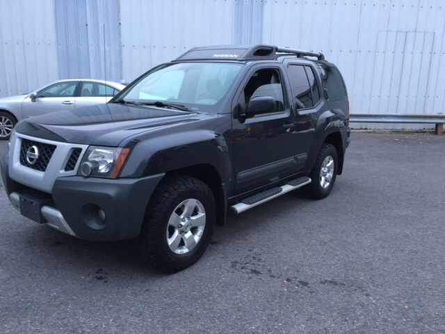 2012 Nissan Xterra for sale at Dominic Sales LTD in Syracuse NY