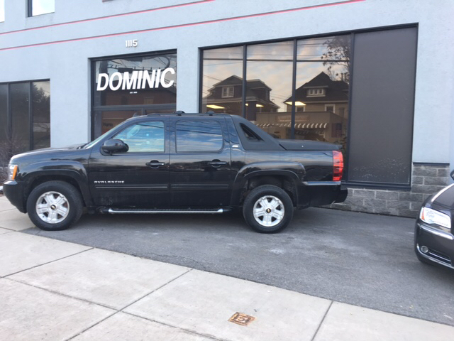 2011 Chevrolet Avalanche for sale at Dominic Sales LTD in Syracuse NY