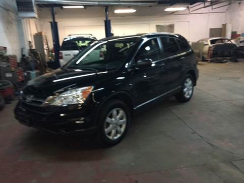 2011 Honda CR-V for sale at Dominic Sales LTD in Syracuse NY