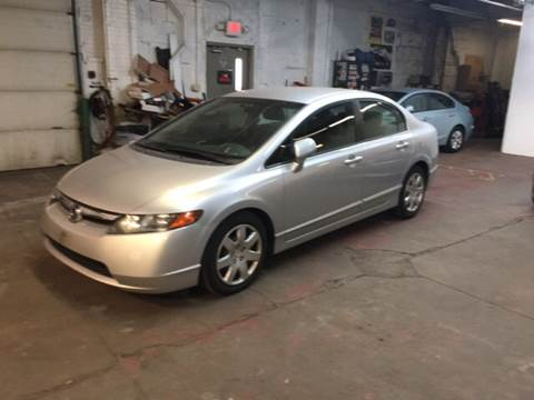 2007 Honda Civic for sale at Dominic Sales LTD in Syracuse NY