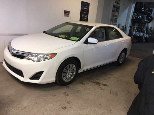 2013 Toyota Camry for sale at Dominic Sales LTD in Syracuse NY