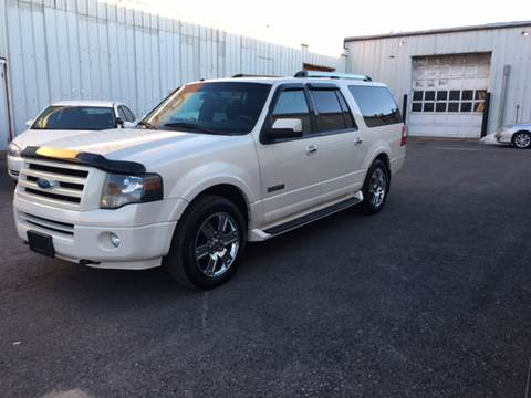 2007 Ford Expedition EL for sale at Dominic Sales LTD in Syracuse NY