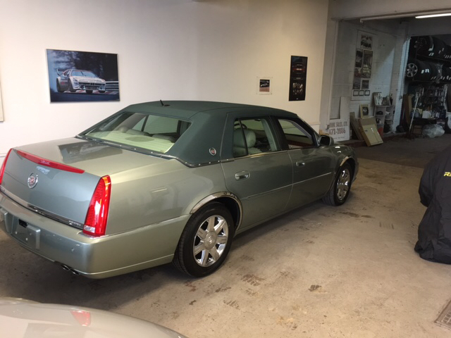 2006 Cadillac DTS for sale at Dominic Sales LTD in Syracuse NY