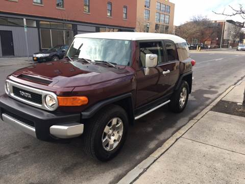 2007 Toyota FJ Cruiser for sale at Dominic Sales LTD in Syracuse NY