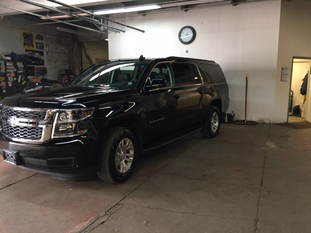 2015 Chevrolet Suburban for sale at Dominic Sales LTD in Syracuse NY