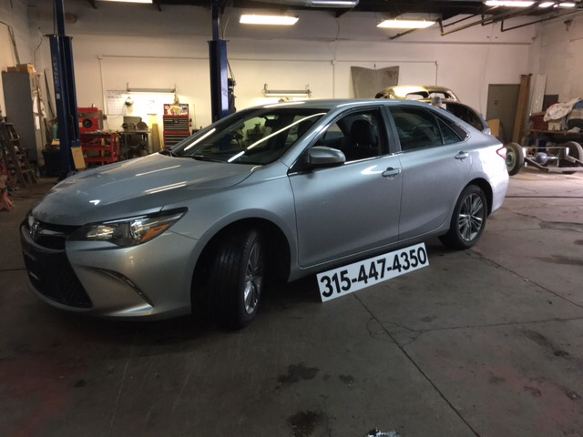 2016 Toyota Camry for sale at Dominic Sales LTD in Syracuse NY