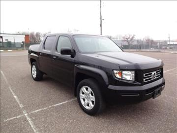 2007 Honda Ridgeline for sale in Saint Paul, MN