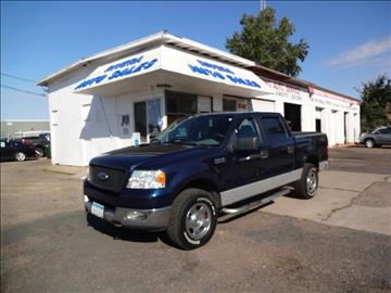 2005 Ford F-150 for sale in Saint Paul, MN