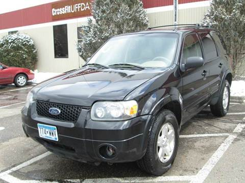 2006 Ford Escape for sale at Specialty Auto Wholesalers Inc in Eden Prairie MN