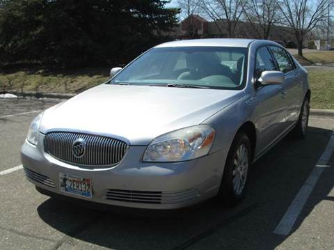 2007 Buick Lucerne for sale at Specialty Auto Wholesalers Inc in Eden Prairie MN