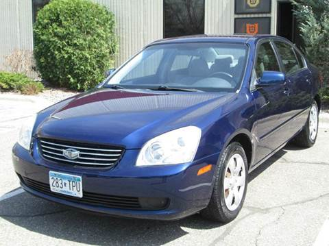 2008 Kia Optima for sale at Specialty Auto Wholesalers Inc in Eden Prairie MN