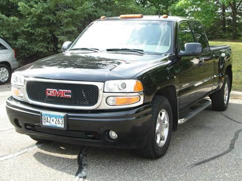 2002 GMC Sierra 1500 for sale at Specialty Auto Wholesalers Inc in Eden Prairie MN