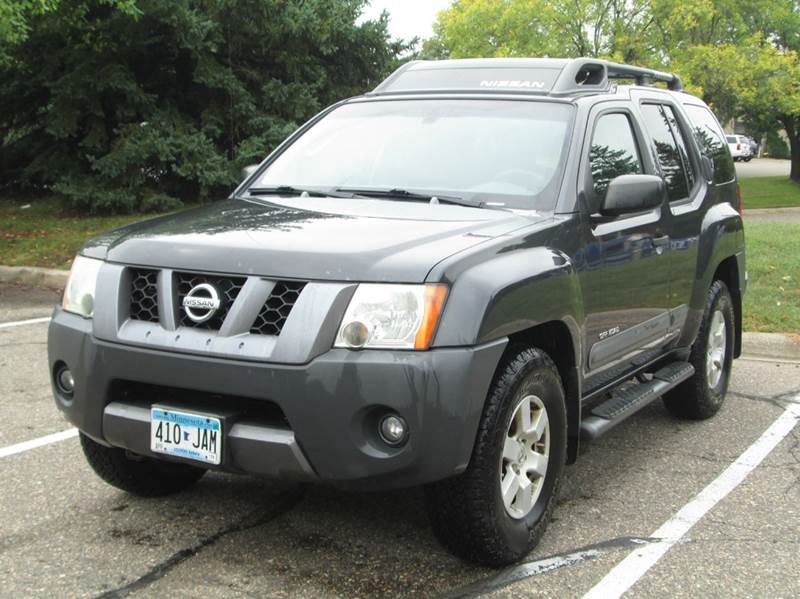 2006 nissan xterra off road 4dr suv 4wd in eden prairie mn. Black Bedroom Furniture Sets. Home Design Ideas