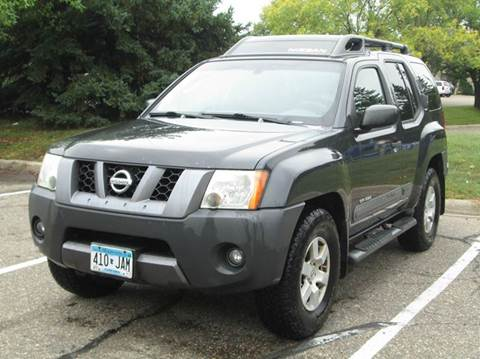 2006 Nissan Xterra for sale at Specialty Auto Wholesalers Inc in Eden Prairie MN