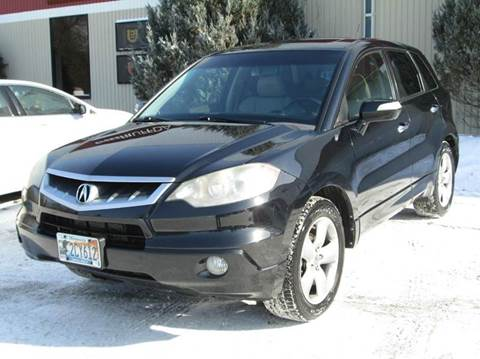 2007 Acura RDX for sale at Specialty Auto Wholesalers Inc in Eden Prairie MN