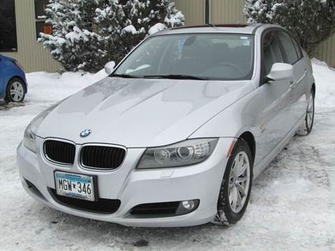 2010 BMW 3 Series for sale at Specialty Auto Wholesalers Inc in Eden Prairie MN