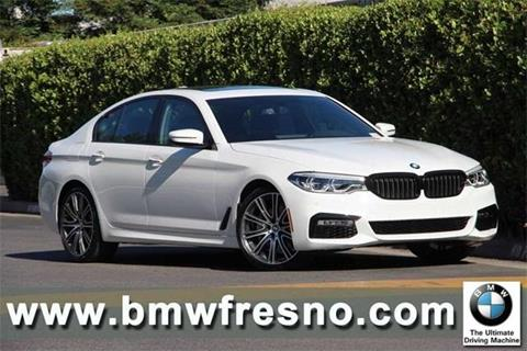 2017 BMW 5 Series for sale in Fresno, CA