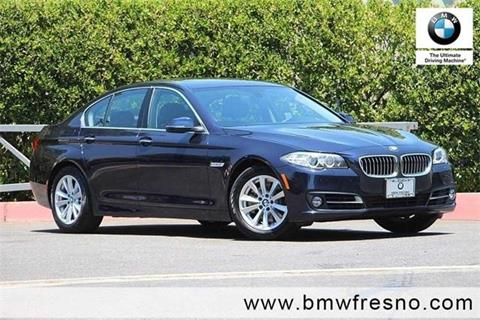 2016 BMW 5 Series for sale in Fresno, CA