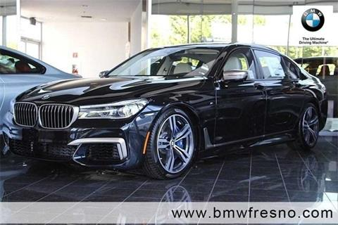 2018 BMW 7 Series for sale in Fresno, CA