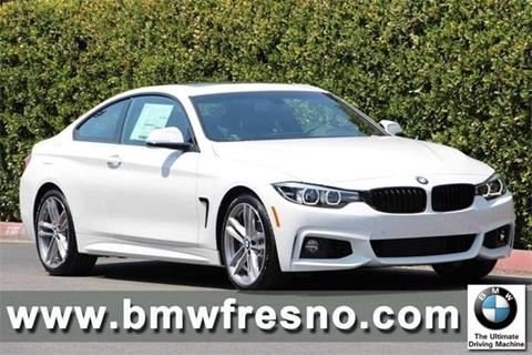 2018 BMW 4 Series for sale in Fresno, CA