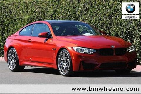 2017 BMW M4 for sale in Fresno, CA